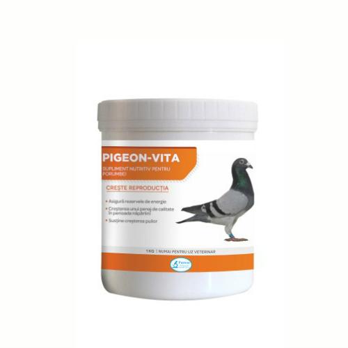 Supliment nutritiv pentru porumbei Pigeon-Vita, Pasteur, 1 kg 0