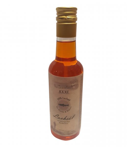 Ulei de somon traditional pentru caini si pisici, Dr.Clauder's, 250 ml 0