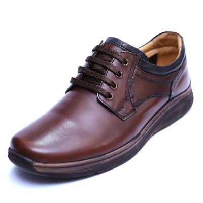 Pantofi barbati din piele naturala, Demy, Gitanos, Maro, 39 EU [0]