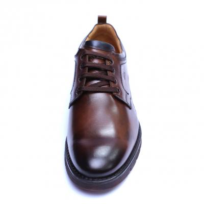 Pantofi barbati din piele naturala, Sir, Gitanos, Maro, 39 EU1