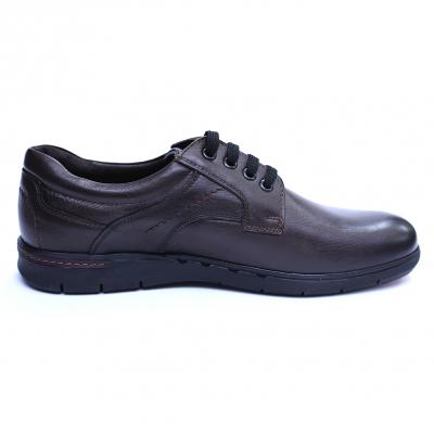 Pantofi barbati din piele naturala, Paul, Maro, 39 EU4
