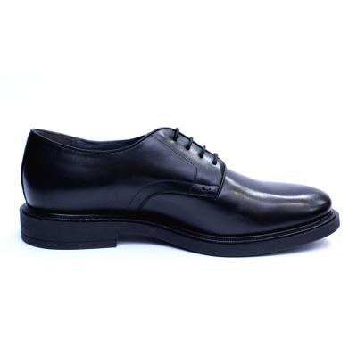 Pantofi barbati din piele naturala, Sam, RIVA MANCINA, Negru, 40 EU [2]