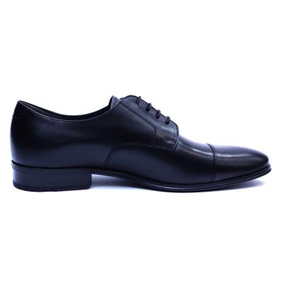 Pantofi barbati din piele naturala, Johnny, ANNA CORI, Negru, 43 EU2
