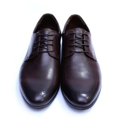 Pantofi barbati din piele naturala, Lee, SACCIO, Maro, 42 EU2