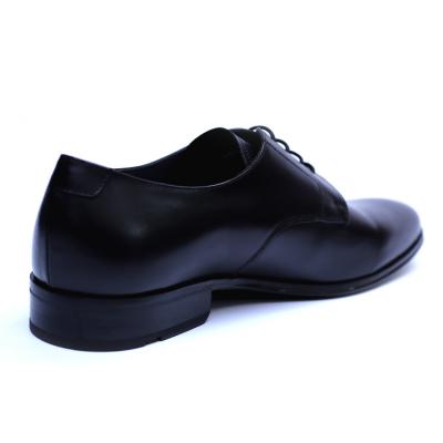 Pantofi barbati din piele naturala, 20s, ANNA CORI, Negru, 40 EU [2]