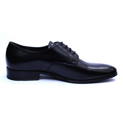 Pantofi barbati din piele naturala, 20s, ANNA CORI, Negru, 40 EU [3]