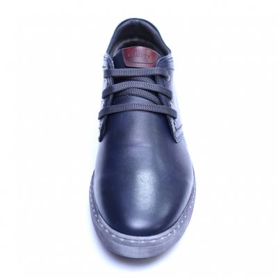 Pantofi barbati din piele naturala, Jim, Gitanos, Bleumarin, 39 EU1