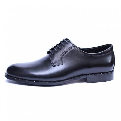 Pantofi barbati din piele naturala, Van, SACCIO, Negru, 39 EU [1]