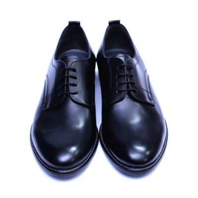 Pantofi barbati din piele naturala, Detective, RIVA MANCINA, Negru, 39 EU1