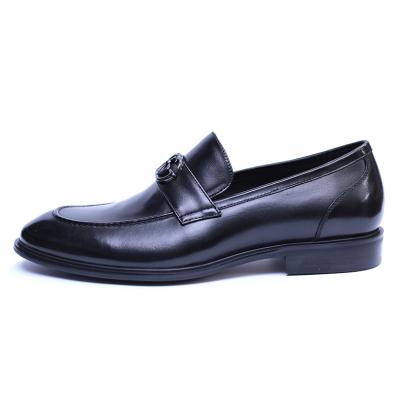 Pantofi barbati din piele naturala, Dolce vita, SACCIO, Negru, 39 EU [2]