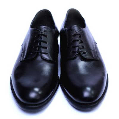 Pantofi barbati din piele naturala, Nico, RIVA MANCINA, Negru, 45 EU1