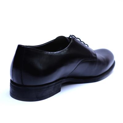 Pantofi barbati din piele naturala, Nico, RIVA MANCINA, Negru, 45 EU3