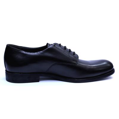 Pantofi barbati din piele naturala, Nico, RIVA MANCINA, Negru, 45 EU4