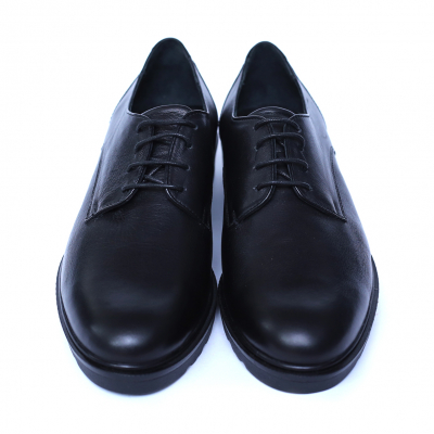 Pantofi dama din piele naturala, AML, Peter, Negru, 37 EU [1]