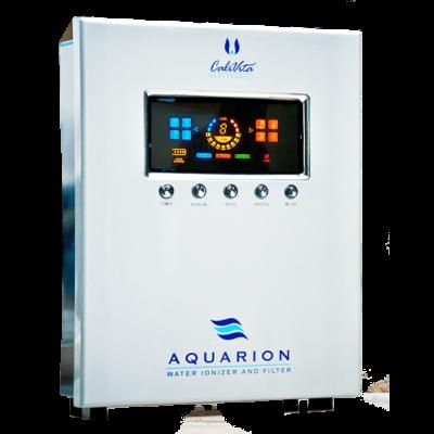 Aparat pentru filtrarea apei, Aquarion Water Ionizer and Filter, CaliVita0