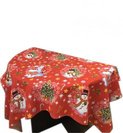 Fata de masa pentru 6 persoane, Felix, bumbac 100%, 180x150cm, multicolor [0]