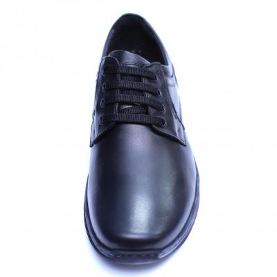 Pantofi barbati din piele naturala, Demy, Gitanos, Negru, 39 EU [1]