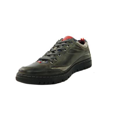 Pantofi sport pentru barbati din piele naturala, Air, Gitanos, Gri, 39 EU1