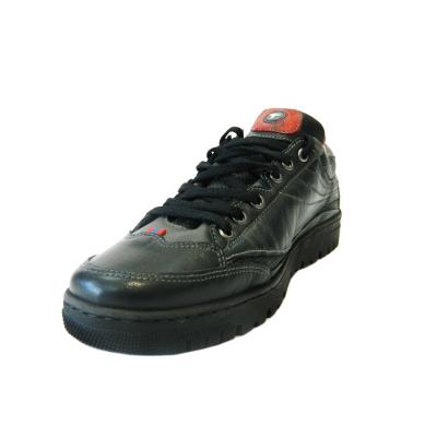 Pantofi sport pentru barbati din piele naturala, Air, Gitanos, Negru, 39 EU2