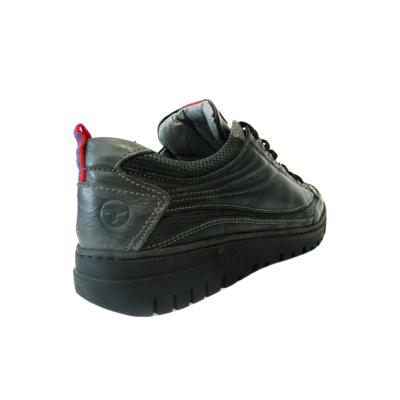 Pantofi sport pentru barbati din piele naturala, Air, Gitanos, Negru, 39 EU1