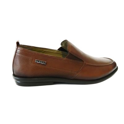 Pantofi casual pentru barbati din piele naturala, CK, Gitanos, Maro, 40 EU [0]