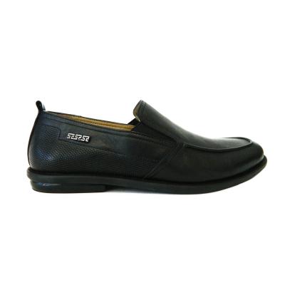 Pantofi pentru barbati din piele naturala, CK, Gitanos, Negru, 40 EU [0]