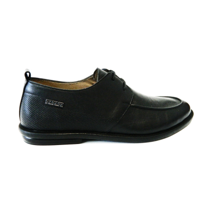 Pantofi pentru barbati din piele naturala, Lem, Gitanos, Negru, 40 EU [0]