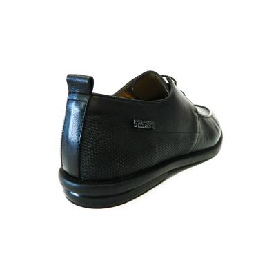 Pantofi pentru barbati din piele naturala, Lem, Gitanos, Negru, 40 EU [1]