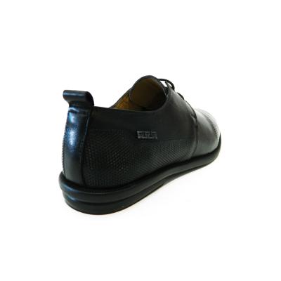 Pantofi pentru barbati din piele naturala, Neil, Gitanos, Negru, 40 EU [1]