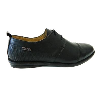 Pantofi pentru barbati din piele naturala, Neil, Gitanos, Negru, 40 EU [0]