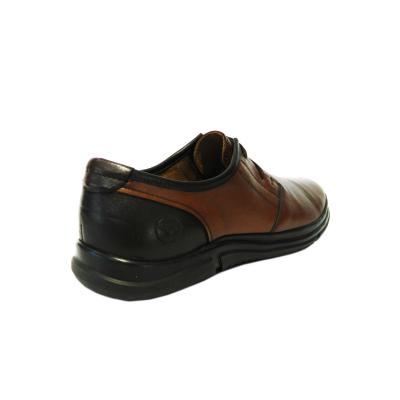 Pantofi pentru barbati din piele naturala, Pablo, Gitanos, Maro, 39 EU1