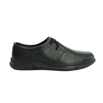 Pantofi pentru barbati din piele naturala, Pablo Gitanos, Negru, 39 EU0