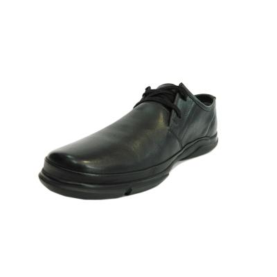 Pantofi pentru barbati din piele naturala, Pablo Gitanos, Negru, 39 EU2