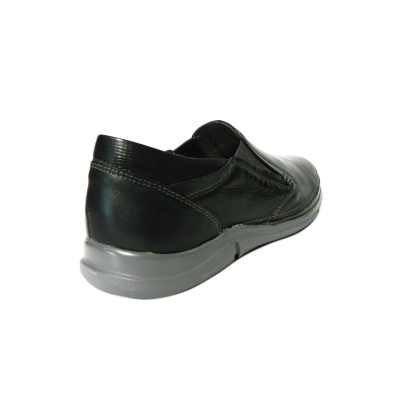 Pantofi pentru barbati din piele naturala, Robin, Gitanos, Albastru, 39 EU1