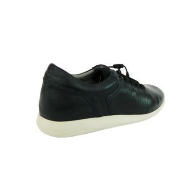 Pantofi pentru barbati din piele naturala, Davids, Gitanos, Albastru, 40 EU [1]