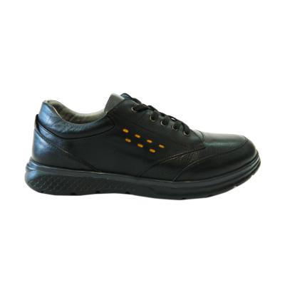 Pantofi pentru barbati din piele naturala, Benny, Gitanos, Negru, 40 EU0