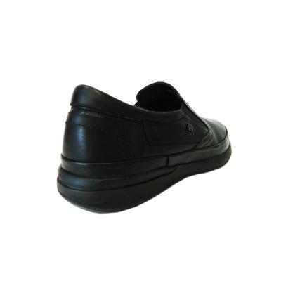 Pantofi pentru barbati din piele naturala, Confort, Gitanos, Negru, 40 EU [2]