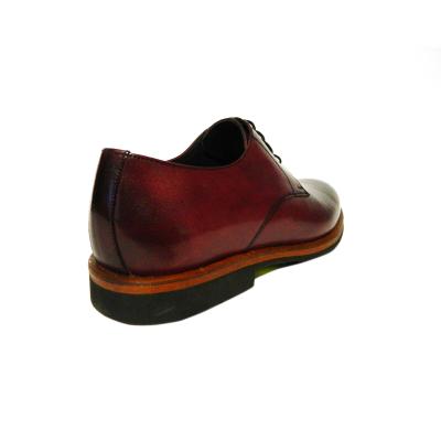 Pantofi eleganti pentru barbati din piele naturala, Florida, Goretti, Bordeaux, 39 EU [1]