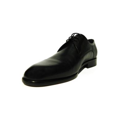 Pantofi eleganti pentru barbati din piele naturala, Bojan, Goretti, Negru, 40 EU2