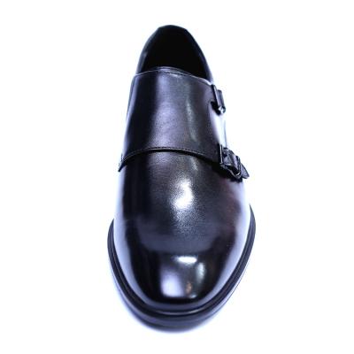 Pantofi barbati din piele naturala, Vito, SACCIO, Negru, 41 EU1