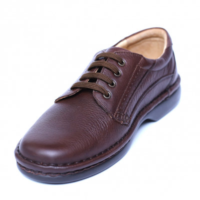 Pantofi barbati din piele naturala, Cayen, Gitanos, Maro, 39 EU0