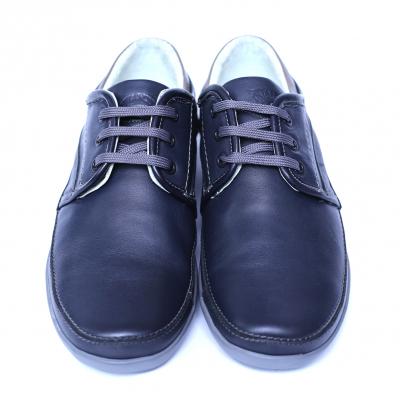 Pantofi barbati din piele naturala, Daily, Gitanos, Albastru, 39 EU1