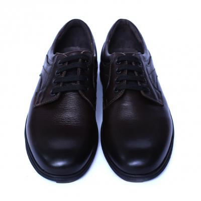Pantofi barbati din piele naturala, Paul, Relin, Maro, 39 EU1