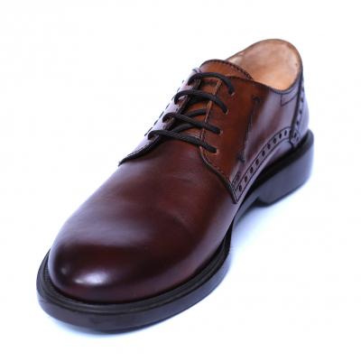 Pantofi barbati din piele naturala, Wed, Gitanos, Maro, 39 EU [0]