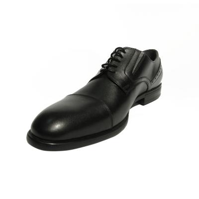 Pantofi eleganti pentru barbati Brandy, piele naturala, RIVA MANCINA, Negru, 39 EU [1]