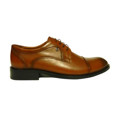 Pantofi eleganti pentru barbati Buzz, piele naturala, Gitanos, Maro, 39 EU [0]