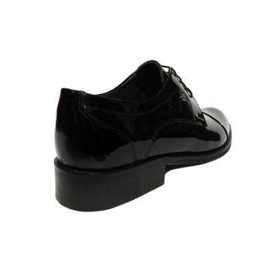 Pantofi eleganti pentru barbati Buzz, piele naturala, Gitanos, Negru lac, 39 EU2