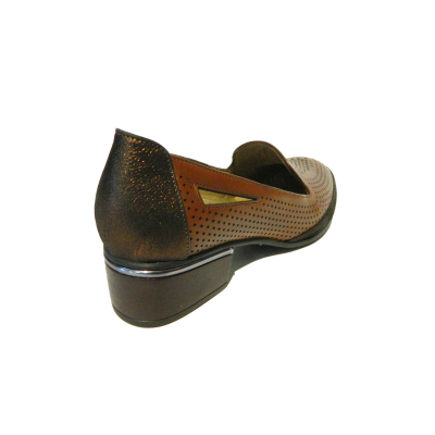 Pantofi dama din piele naturala, Ugudal, Gitanos, Maro, 36 EU1