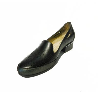 Pantofi dama din piele naturala, Ugudal, Gitanos, Negru, 36 EU [0]