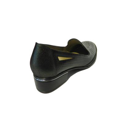 Pantofi dama din piele naturala, Ugudal, Gitanos, Negru, 36 EU [1]